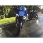 2015 Yamaha YZF-R1  Actual Motorcycle that this part(s) was removed from